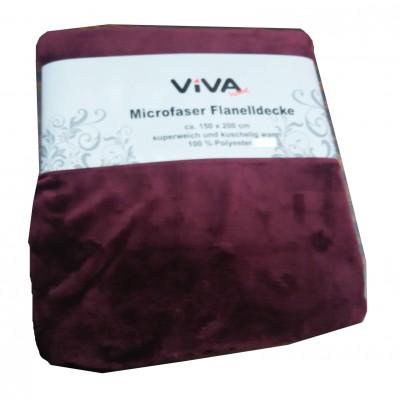 Κουβέρτα μονή 1,50x2,00 μονόχρωμη 154660
