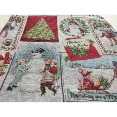 Μαξιλάρι διακόσμησης Χριστουγεννιάτικο 45x45 130154