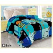 Πάπλωμα fleece μονό παιδικό 1,50x2,00m D260