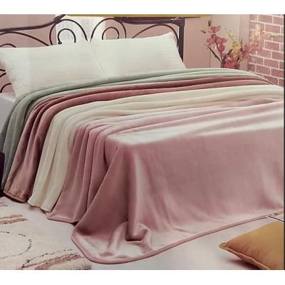 Κουβέρτα Βελουτέ υπέρδιπλη 220x240cm KB38d